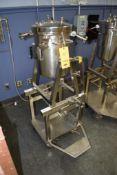 BINDER GMBH Pressure Tank, 30 Liter, Stainless Steel Construction, Built 2002, S/N 795/1