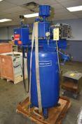 ATLANTIC FLUIDICS Vacuum System Consisting Of: (1) Tuthill Vacuum Pump, Driven By A 3HP Motor, S/N 2