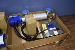 AQUAFINE OPTIVENN Series Ultraviolet Disinfection Unit Model 02CDM, 316L Stainless Steel Constructio