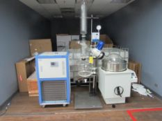 HYDRION SCIENTIFIC Rotary Evaporator System Model RE-750
