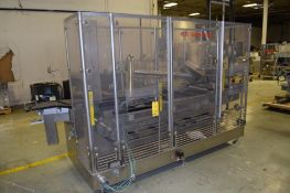 BAUSCH & STROEBEL Container Tray Loader Model ME 515, Unit is Rated at Over 1,200 Container Transfer