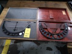 LOT: (2) 12 in. - 16 in. Micrometers