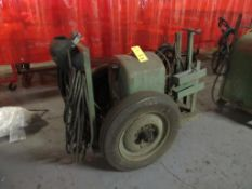 Lincoln 250 Amp Arc Welder (LOCATED IN SOUTH MILWAUKEE, WI)