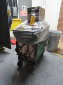 L-Tec 250 Amp Portable TIG Welder with Cables & Radiator (LOCATED IN SOUTH MILWAUKEE, WI)