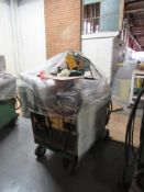 Union Carbide 250 Amp MIG Welder Model V1-252 with Wire Feed & Cables (LOCATED IN SOUTH MILWAUKEE,
