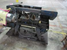 Horizontal Band Saw (Shipping) (LOCATED IN SOUTH MILWAUKEE, WI)