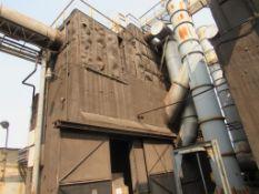 ETA Engineering Navistar Baghouse, 50,000 CFM, 645 Bags, 150 HP Motor (#15)