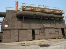 ETA Engineering Navistar Baghouse, 65,000 CFM, 1320 Bags, (2) 150 HP Motors (#16)