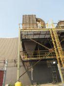 ETA Engineering Navistar Baghouse, 20,000 CFM, 285 Bags, 100 HP Motor (#11)