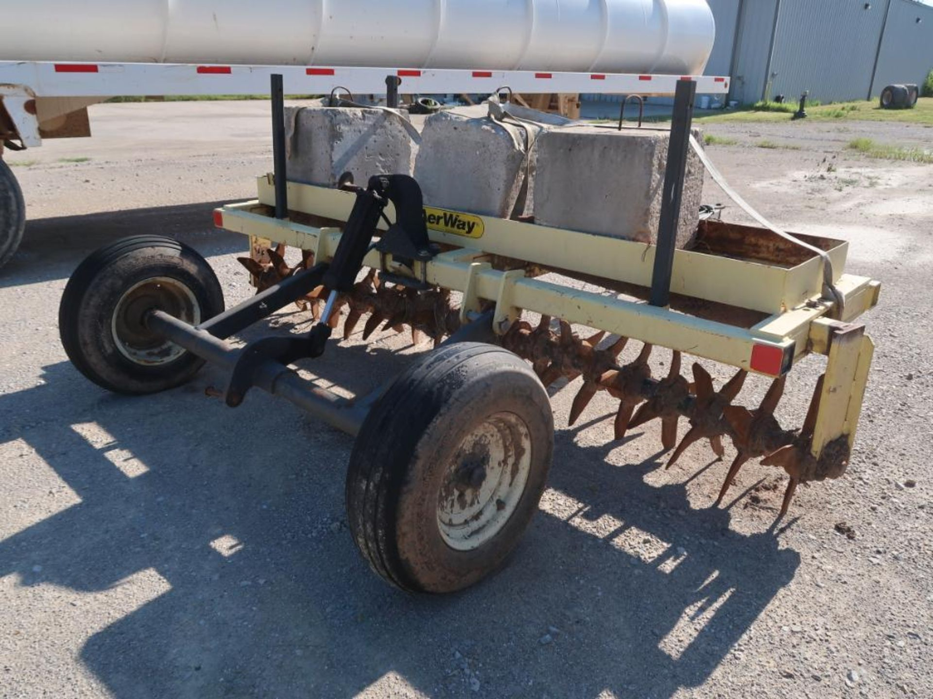 Holland AerWay Cutter, S/N L07000103N (LOCATED IN ARDMORE, OK.) - Image 2 of 3