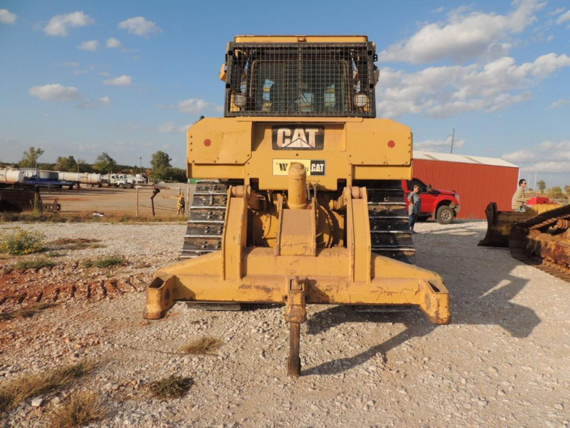 2007 Caterpillar D6T XL Crawler Tractor w/ Ripper, 90 % Remaining on Undercarrige, EROPS, Semi-U - Image 4 of 10
