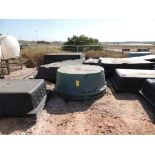 LOT: (40) Containment Tubs in Various Sizes (LOCATED IN HENNESSEY, OK. - IN CHEM YARD)