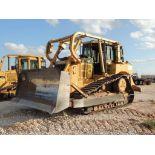 2007 Caterpillar D6T XL Crawler Tractor w/ Ripper, 90 % Remaining on Undercarrige, EROPS, Semi-U