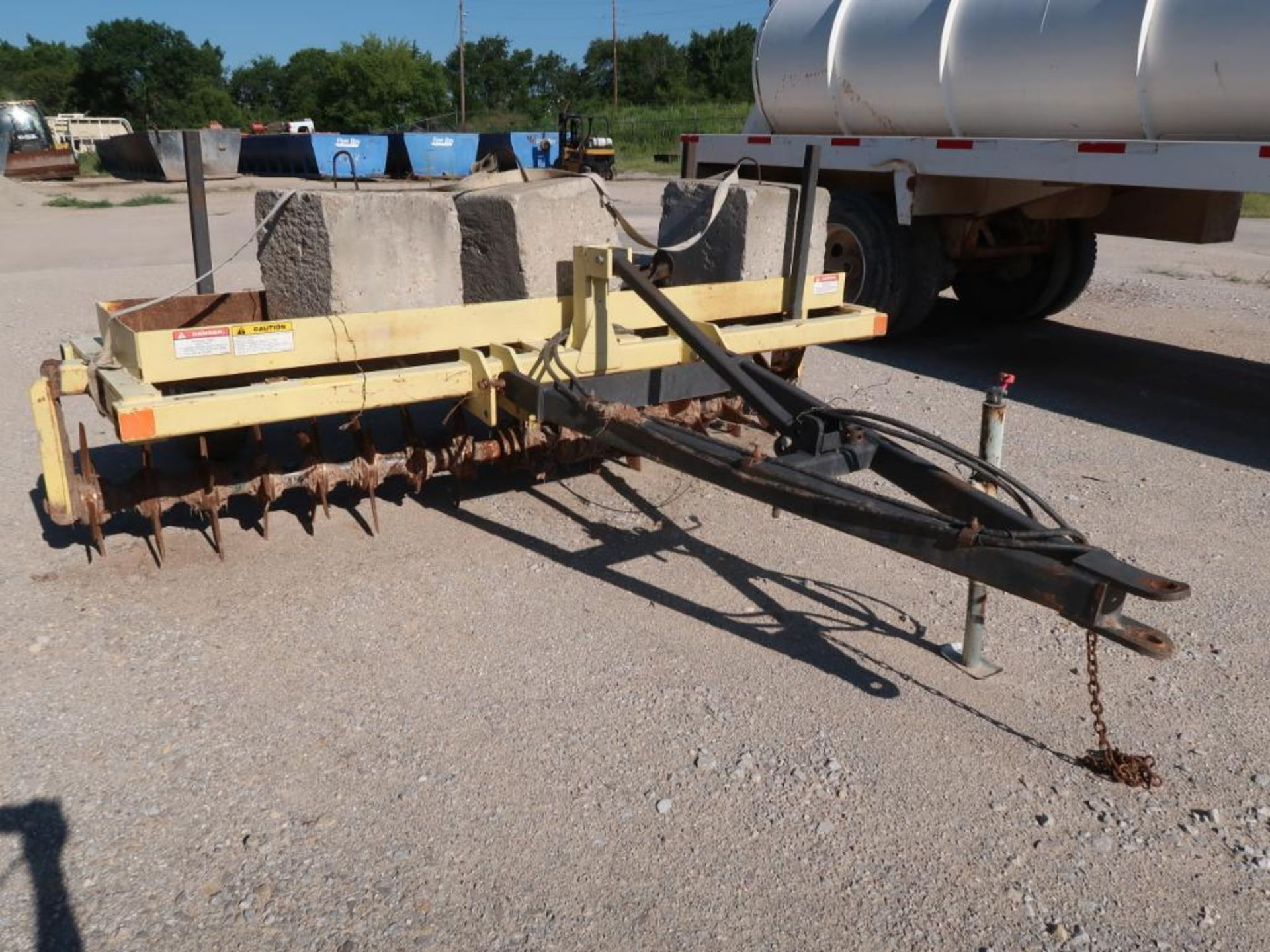 Holland AerWay Cutter, S/N L07000103N (LOCATED IN ARDMORE, OK.)
