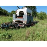 Dual Tandem-Axle Pintle Hitch Trailer, 20 ft. Bed (LOCATED IN ARDMORE, OK.)