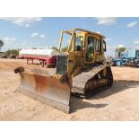 1996 Caterpillar D4H-LGP Series III Crawler Tractor, 6 Way Blade, 30 In. Grousers, 7570 Hrs.
