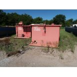 LOT: (2) Mud Pit Tanks (LOCATED IN ARDMORE, OK.)