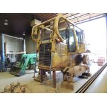 2007 Caterpillar D6T XL Crawler Tractor, EROPS, , Semi-U Blade, ( Undercarriage removed for