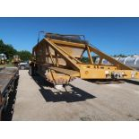 2011 Trail King Belly Dump Trailer, VIN 1TKD04020BW013160 (#TR-144) (LOCATED IN ARDMORE, OK.)