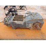 Gardner Denver IPE-172-B Triplex Pump (LOCATED IN HENNESSEY, OK.- NEXT TO MECHANICS SHOP)