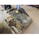 Kerr KB 3500 Triplex Plunger Pump (LOCATED IN HENNESSEY, OK. - IN CHEM BLDG.)