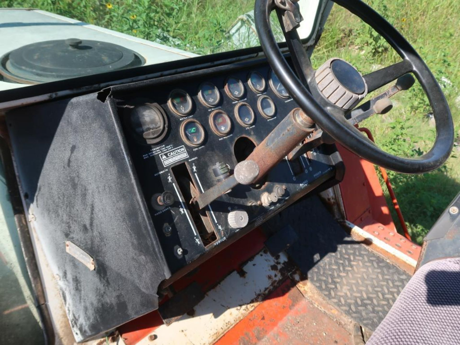 1974 Case Tractor Model 2470, S/N 8762465 (hole in block) (LOCATED IN ARDMORE, OK.) - Image 5 of 6
