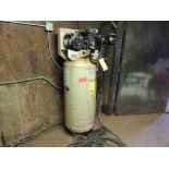 Ingersoll Rand Air Compressor Model SS3660V (LOCATED IN HENNESSEY, OK. - IN WASH BAY)