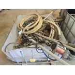 LOT: (6) Impeller Pump 6012 Power Head .25 HP Chemical Pumps (LOCATED IN HENNESSEY, OK. - IN CHEM