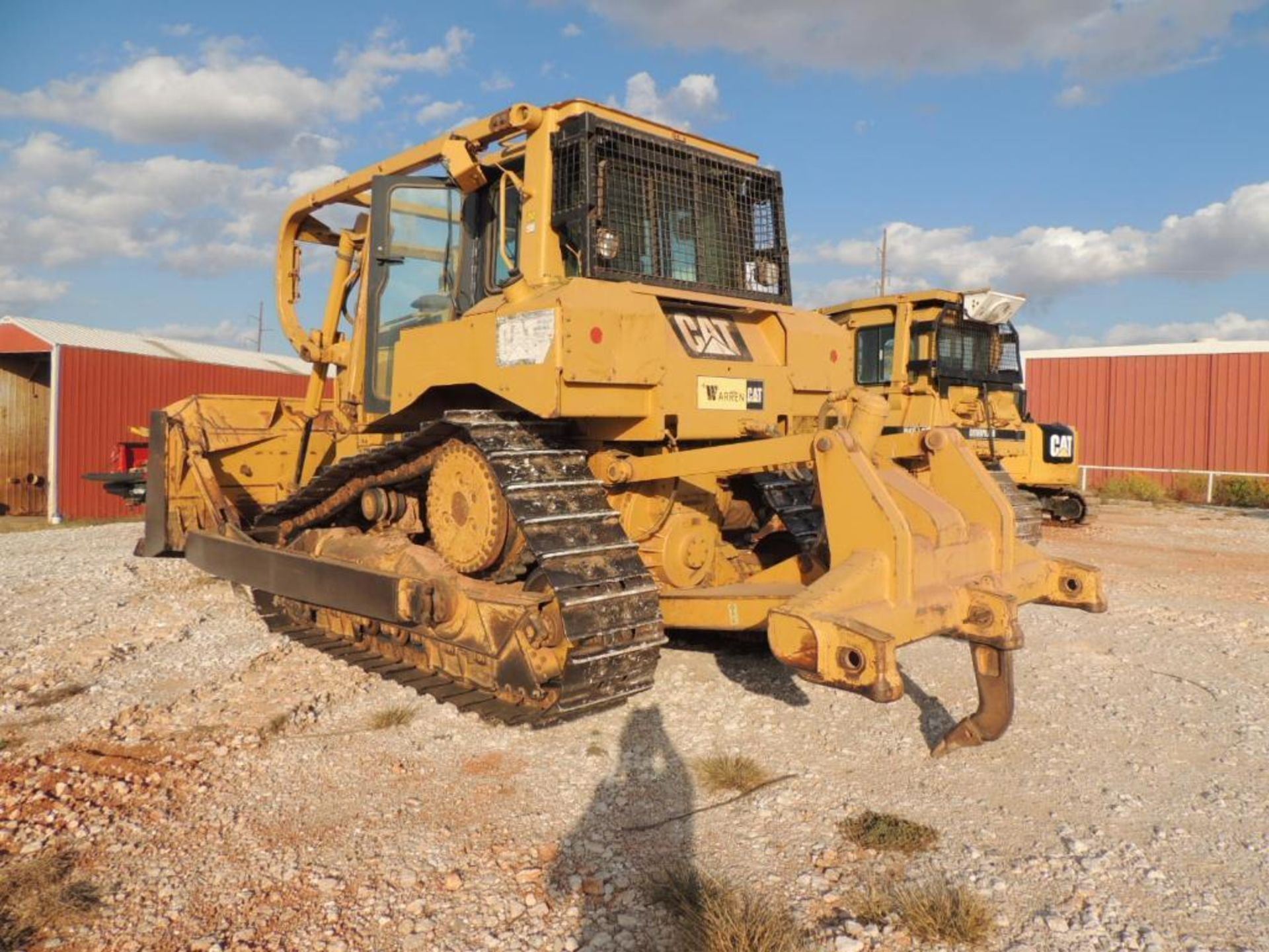 2007 Caterpillar D6T XL Crawler Tractor w/ Ripper, 90 % Remaining on Undercarrige, EROPS, Semi-U - Image 5 of 10