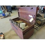 LOT: Jobsite Box with Assorted Williams X Series and Check Point Pumps and Parts (LOCATED IN HENNESS