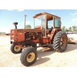 Allis Chalmers One Ninety Tractor (Fuel Pump Not Priming / Missing Alternator) (LOCATED IN