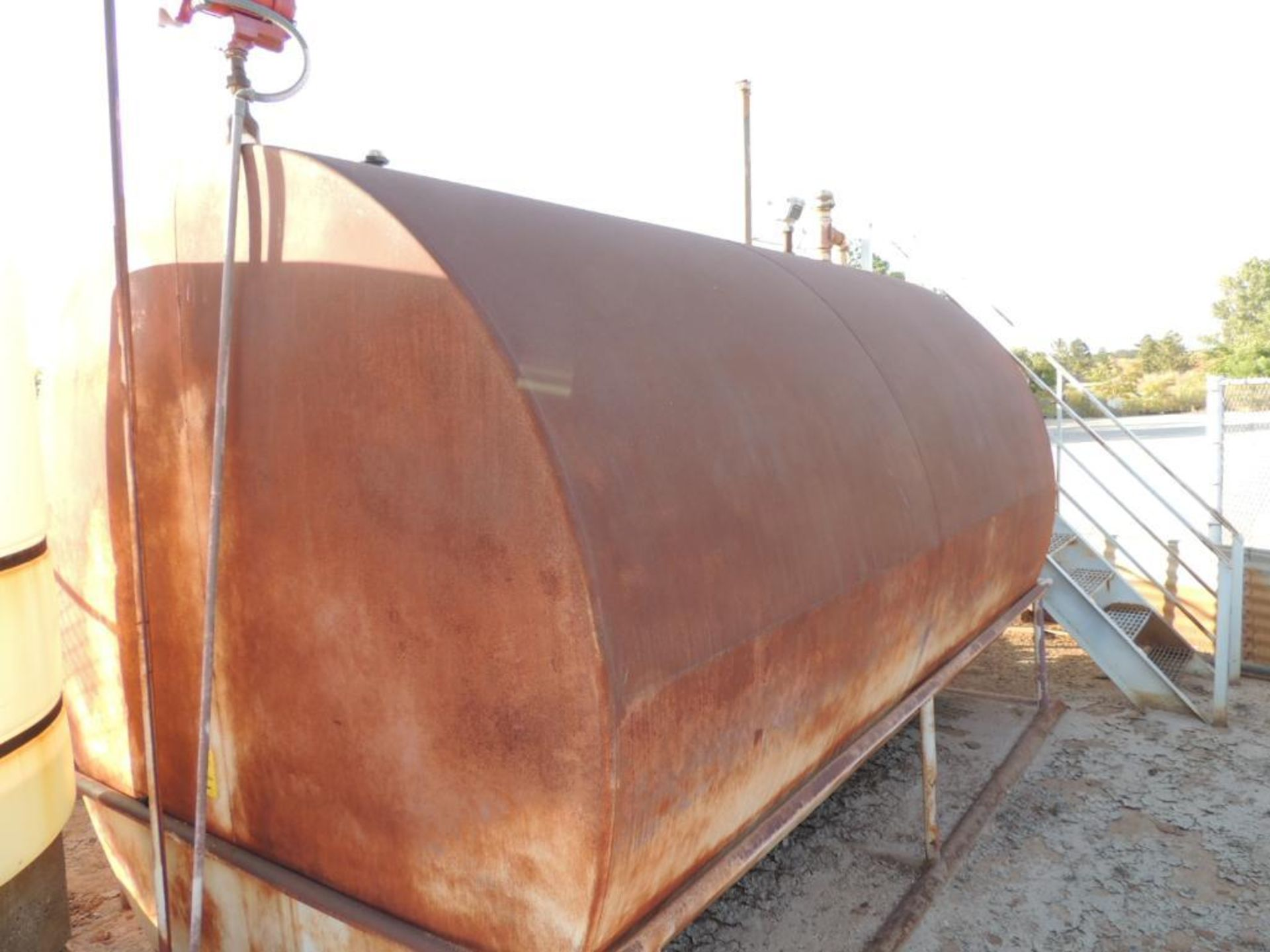 Fuel Island 8200 Gallon Steel Tank, Fuel Master Plus PrOK.ee Management System, Fill-Rite Series 900 - Image 4 of 4