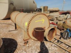 LOT: (20) Oil and Gas Processing Vessels, Seperators, Heaters (Located Lower Yard)(LOCATED IN HENNES