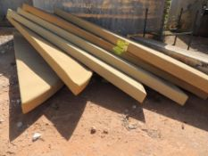 LOT: Assorted Size Tank Pads (Located Lower Yard)(LOCATED IN HENNESSEY, OK)