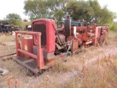 Skid mounted mud Pumpw/ Pit, Detroit 6V92, Gardner Denver Triplex Pump (Not In Service) (Located Low