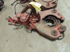 BJ Tongs Model 14018 (Out Of Service)(Located Cowboy Bldg)(LOCATED IN HENNESSEY, OK)
