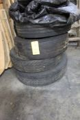 LOT: (5) Assorted Tires