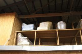 LOT: Furniture on Mezzanine