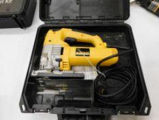 Dewalt 60mm Variable Speed Jig Saw Model DW321 (LOCATED IN ST. AUGUSTA, MN.)