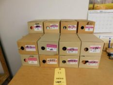 LOT: (20) Boxes of Open & Unopened Ackermann ISA Corp. Embroidery Thread (LOCATED IN ST. AUGUSTA, MN