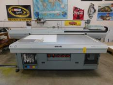 FujiFilm Aquity Advance Select Large Format Printer Model HS5004, S/N 4302415 (2015) (LOCATED IN ST.