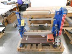 Wesco Machine Inc. Rewinder (LOCATED IN ST. AUGUSTA, MN.)