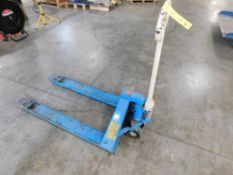 Bishamon 5500 lb. Pallet Jack Model BS-55A (LOCATED IN ST. AUGUSTA, MN.)