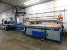 M&R Patriot Graphics 52-96 Screen Printing System Model PAT-52/96, S/N 069730602P (LOCATED IN ST. AU