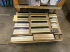 LOT: Assorted Squeegee Blades on (1) Pallet (LOCATED IN ST. AUGUSTA, MN.)