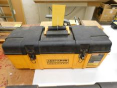LOT: Craftsman 26 in. Wide Professional Hard Box, with Contents (LOCATED IN ST. AUGUSTA, MN.)