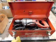 Milwaukee Heavy Duty Drill w/Case