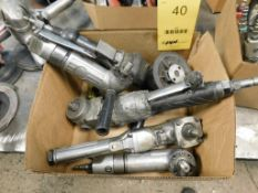 LOT: (5) Pneumatic Angle Grinders