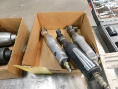 LOT: (3) Pneumatic Ratchet Wrenches