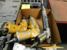 LOT: (3) Pneumatic Impact Wrenches